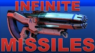 INFINITE MISSILES Glitch | Mass Effect 3 Multiplayer Platinum/Gold Credit Farming