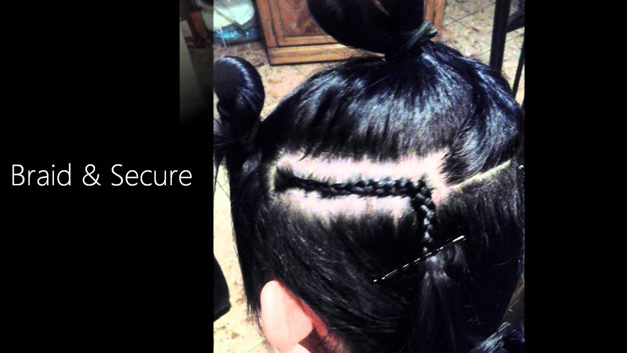 Sew in extensions for fine hair 4 tracks by aliciaxtwo youtube pmusecretfo Choice Image