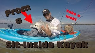 Kayak fishing safety