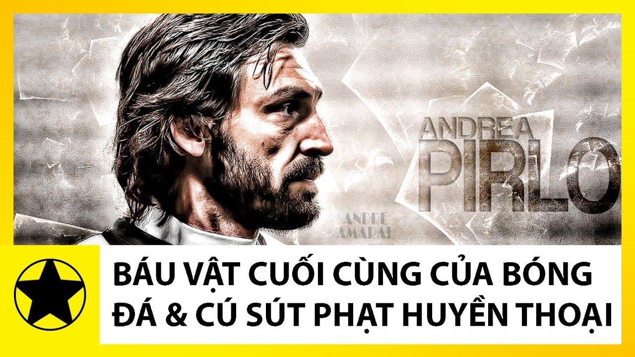 Andrea Pirlo – Báu Vật Cuối Cùng Của Bóng Đá Thế Giới Và Cú Sút Phạt Huyền Thoại