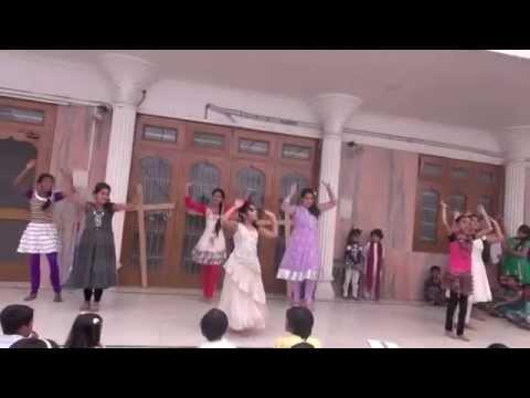 Yeshu's Dancing Superstars: Yeshu Masih Deta Khushi (Christian Worship Dance)