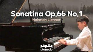 Sonatina Op.66 No.1 - Heinrich…