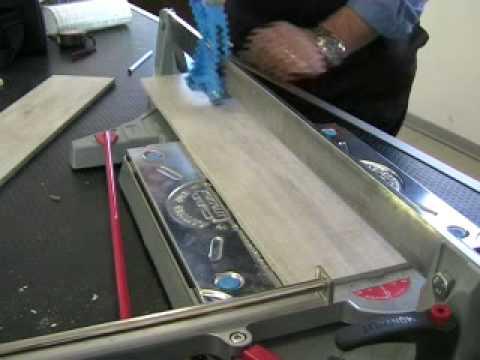 Taglio di piastrelle gres porcellanato youtube