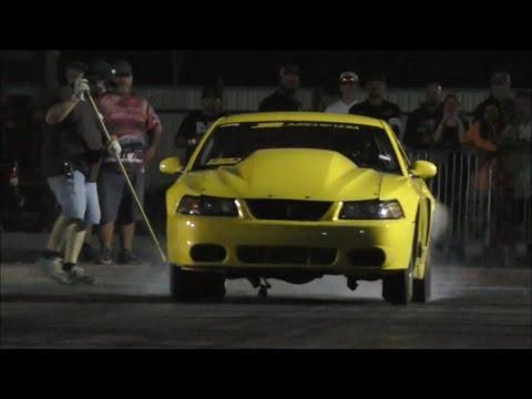 BoostedGT vs Kenjo Kelley's Army turbo car at San Antonio Raceway