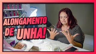ALONGAMENTO DE UNHA!