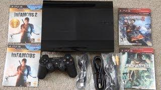 Sony PlayStation 3 (PS3) Super Slim