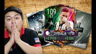 RETRO STAR BUNDLE OPENING!! COMPLETING 99 DYBALA!! FIFA MOBILE