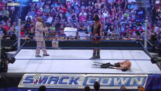 SmackDown: Sheamus picks a fight with the irate Mark Henry