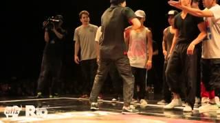 [Full HD] Mỹ vs Hàn đấu Hiphop đã con mắt