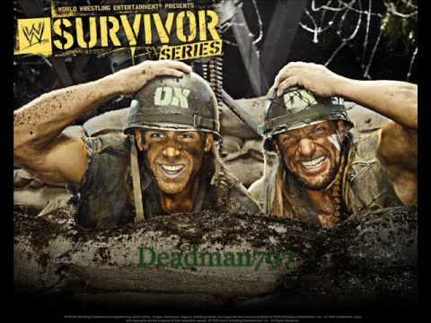 WWE Official Survivor Series 2009 Theme Song by Art of Dying - Get Thru This