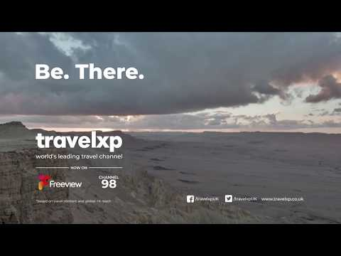Travelxp UK Freeview Channel 98 - Sabrina Bussandri in Israel