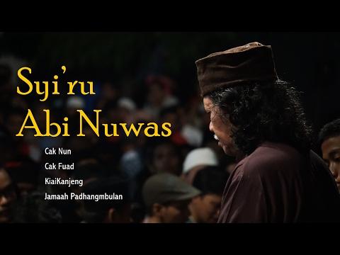Cak Nun, Cak Fuad, KiaiKanjeng - Syi'ru Abi Nuwas