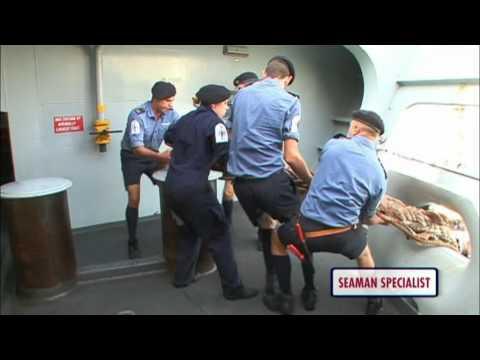 Royal Navy Careers: Seaman Specialist