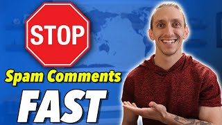 YouTube Comments: Simple Way To STOP SPAM COMMENTS