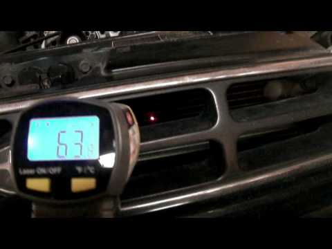 Diagnosing Bad Brake Calipers & Radiators With a Harbor Freight Infared Non-Contact Thermometer