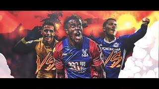 Wilfried zaha vs alexis sanchez vs eden hazard ● premier league winger head to head ● 2016/17