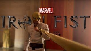 Reaction | Трейлер #1 «Железный Кулак/Iron Fist» 2-й сезон