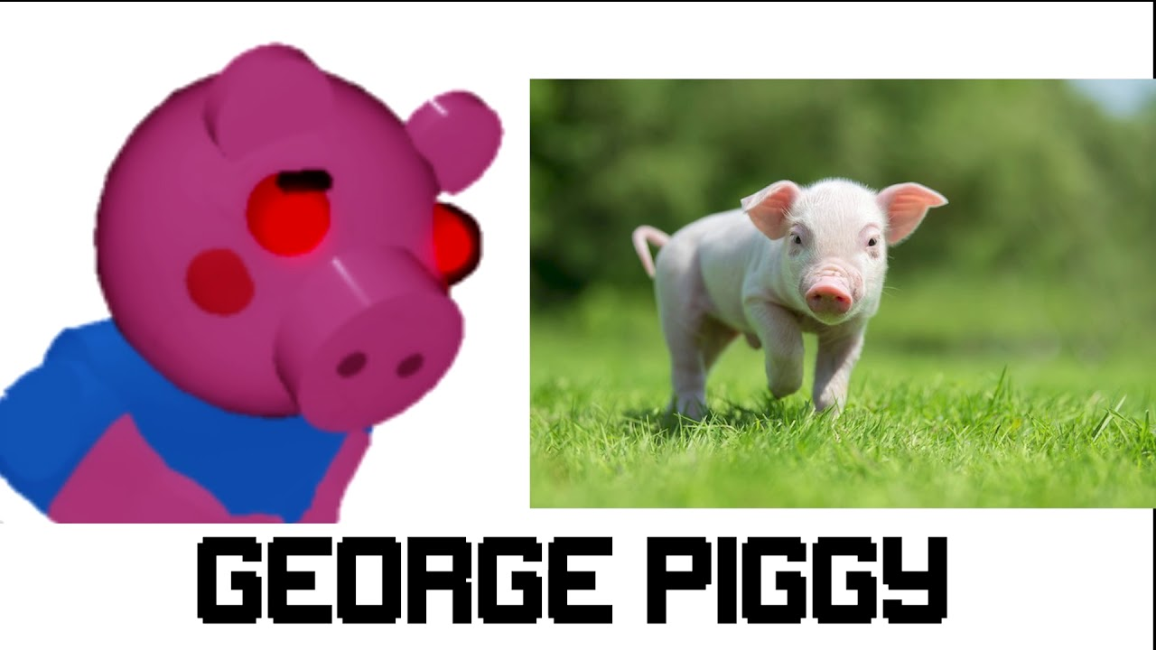 Roblox Piggys Characters and their Worst Nightmares #8