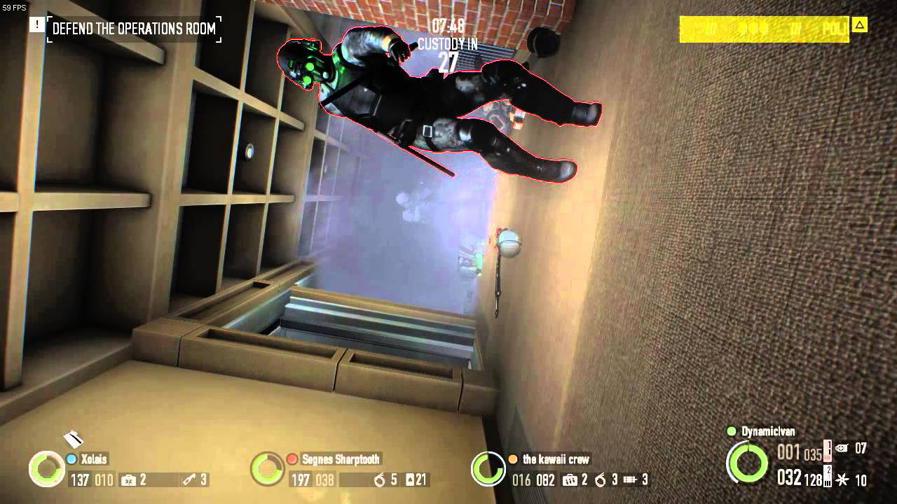 Payday 2 Hoxton Breakout Overkill Day 2 Melee Dodge Build Youtube