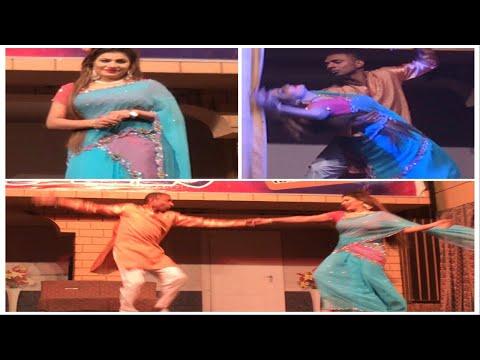 Rashid kamal, Maala, Tasleem Abbas - New Comedy Stage Drama Mirch Masala