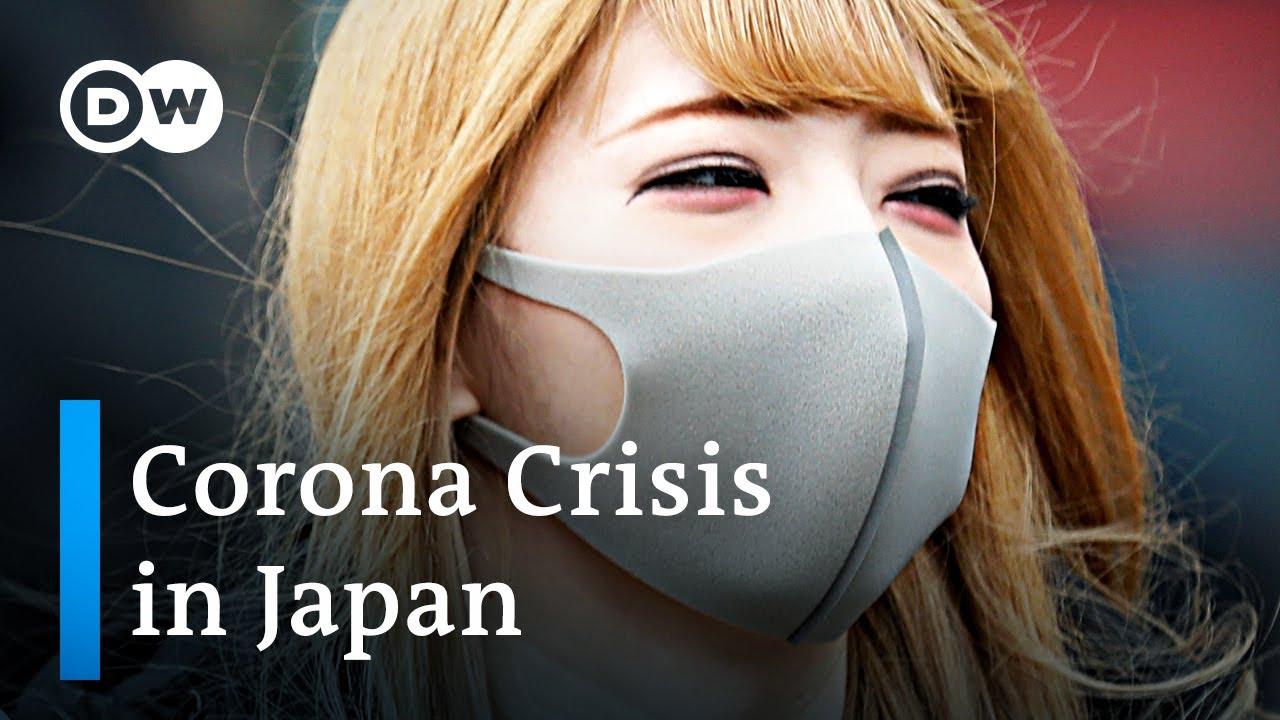 Cornavirus puts Japan in crisis, shakes up global economy | DW News