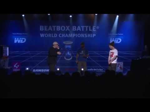 Babeli vs BMG - 1/4 Final - 4th Beatbox Battle World Championship