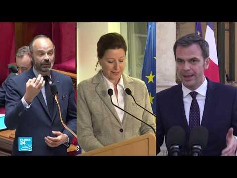 فرنسا: تحقيق قضائي حول إدارة أزمة فيروس كورونا يطال وزراء بينهم رئيس الحكومة السابق إدوار فيليب  - نشر قبل 36 دقيقة