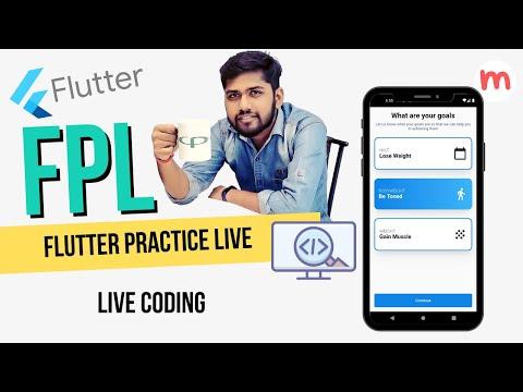 Widget Testing & Keys in Detail   FPL    Flutter Practice Live   EP01