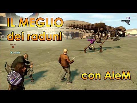 IL MEGLIO dei Raduni su GTA IV con AleM