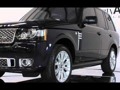 2012 Land Rover Range Rover Autobiography for sale in Sarasota, FL