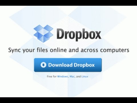 How To Download And Install Dropbox Properly