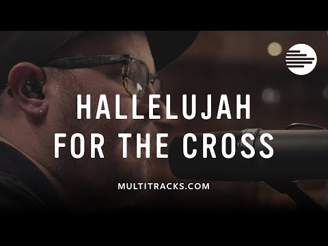 Hallelujah For The Cross - Chris McClarney (MultiTracks.com Sessions)