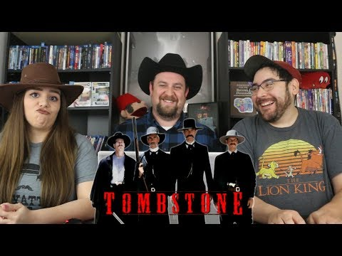Better Late Than Never Ep 77 - Tombstone (1993) Trailer Reaction / Review