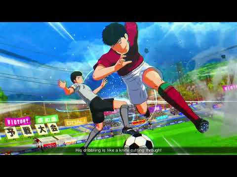 Captain tsubasa rise of new champions เกมส์ที่ 1 |