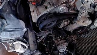 не запускается мотор , ошибка датчика распредвала , разбита шпонка , ауди а4 , 1 8(, 2014-10-21T22:53:32.000Z)