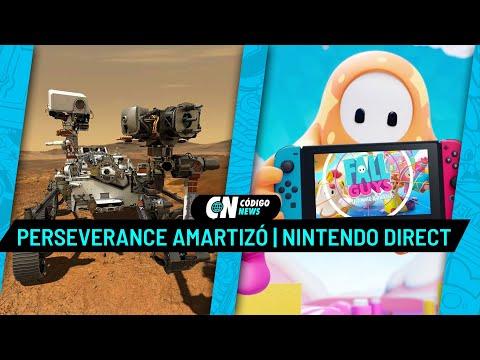 Snyder Cut, Marte, Nintendo y más en las Código News, 21 de febrero