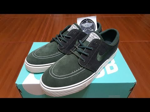 Emborracharse Mula Lírico  Unboxing - Nike SB Stefan Janoski OG Dark Army - YouTube