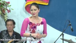 Một Mai Em Đi - Hồ Hoàng Yến - Văn Nghệ Ngày Thánh Mẫu 2012