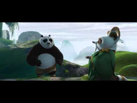 Inner Peace - Kung Fu Panda 2 Clip (URDU)