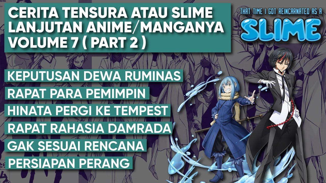 Pembahasan Tensei Shitara Slime Datta Ken Atau Tensura  ( Lanjutan Anime LN Part 8 )