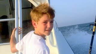 MattyB Goes Deep Sea Fishing!