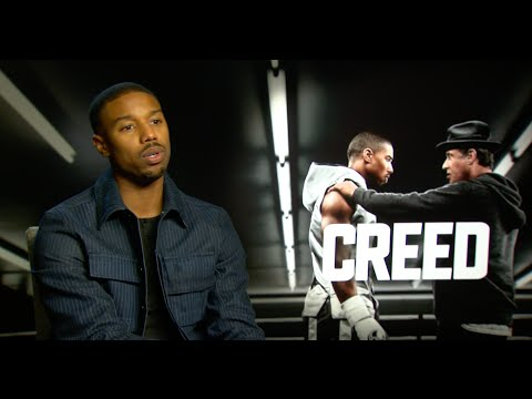 'Creed': Interview with Michael B Jordan