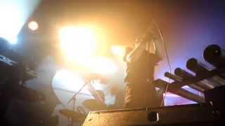 "Die Krupps - ""The Machineries Of Joy"" - Live The Garage, London - 2 August 2014 