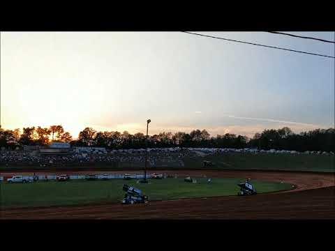 Bloomington Speedway 8-18-17 RaceSaver 305 Heat Race 1