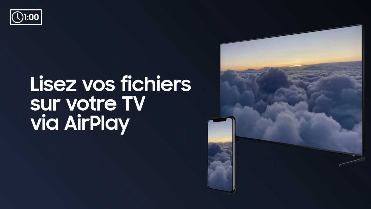 Choisir Sa Tv En Fonction De La Distance lisez vos fichiers sur votre tv via airplay | assistance