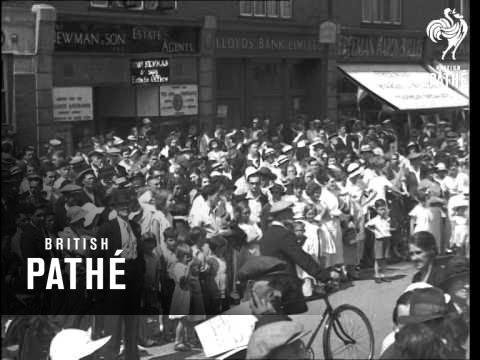 Cinema Presentation And Parade (1936)