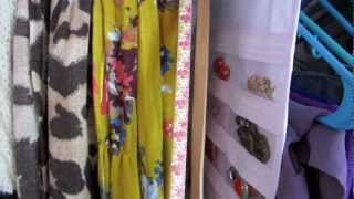 My Closet/Organization Tour! Thumbnail