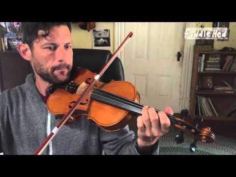 Long Black Veil - Basic Fiddle Lesson
