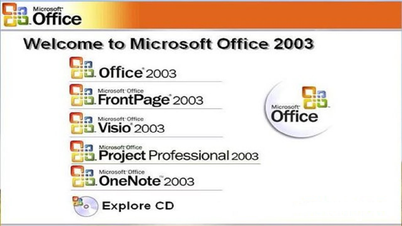microsoft office 2003 professional with product key