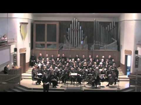Mendelssohn: Christus, First Mennonite Church, Winnipeg